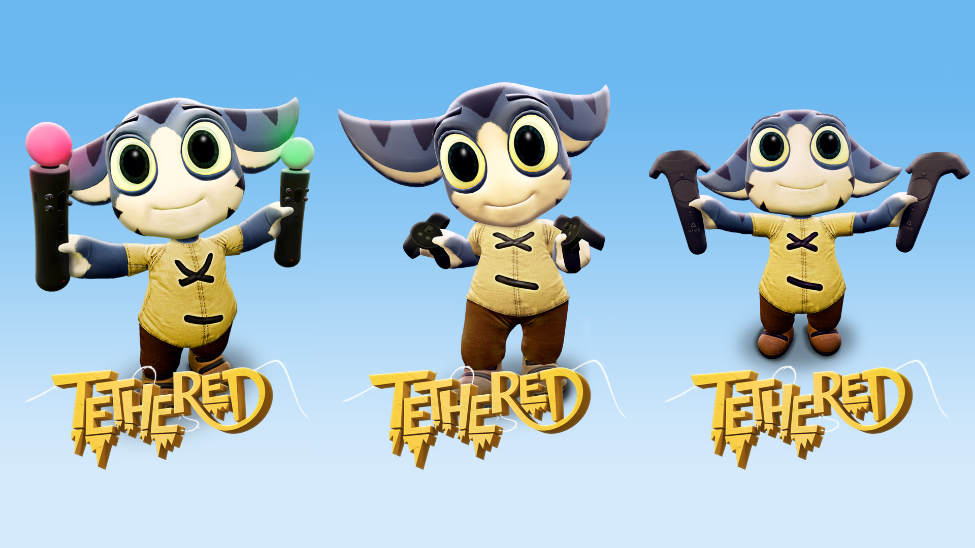 Tethered Peeps, enhanced for marketing material